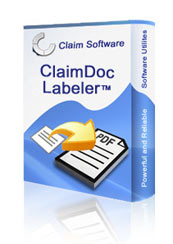 Claims Adjusting Software Labeler